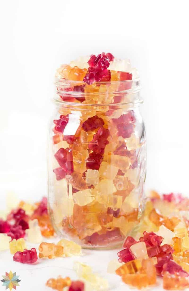 18 Healthy Gluten Free Halloween Treats - Healthy Gummy Bears
