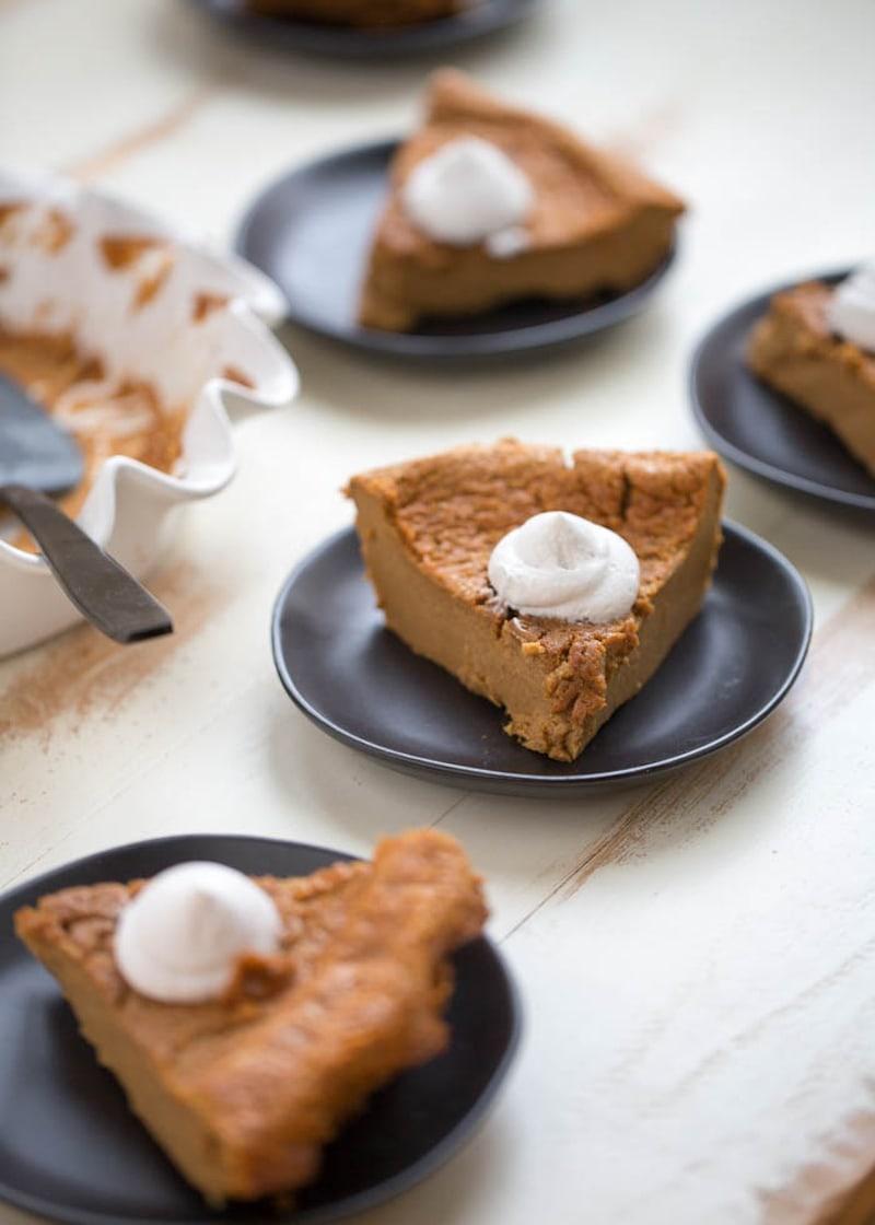 9 Drool-worthy Gluten Free, Dairy Free Pumpkin Pie Recipes