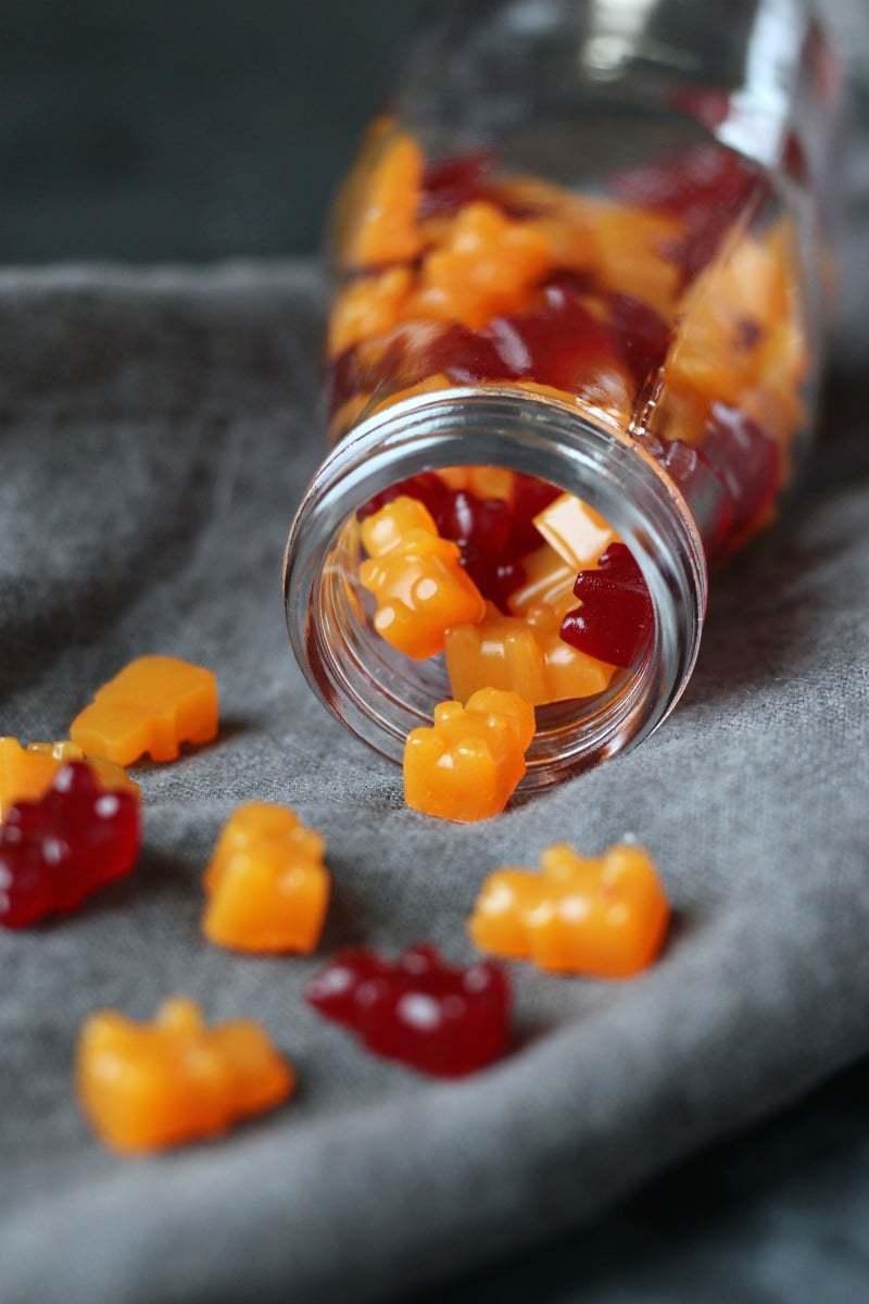18 Healthy Gluten Free Halloween Treats - Healthy Gummies