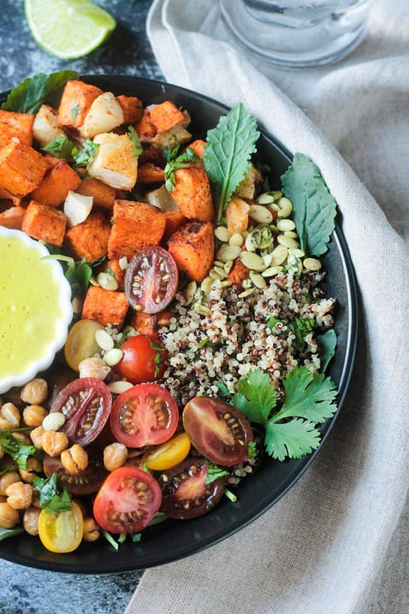 15 Healthy Buddha Bowl Recipe To Try