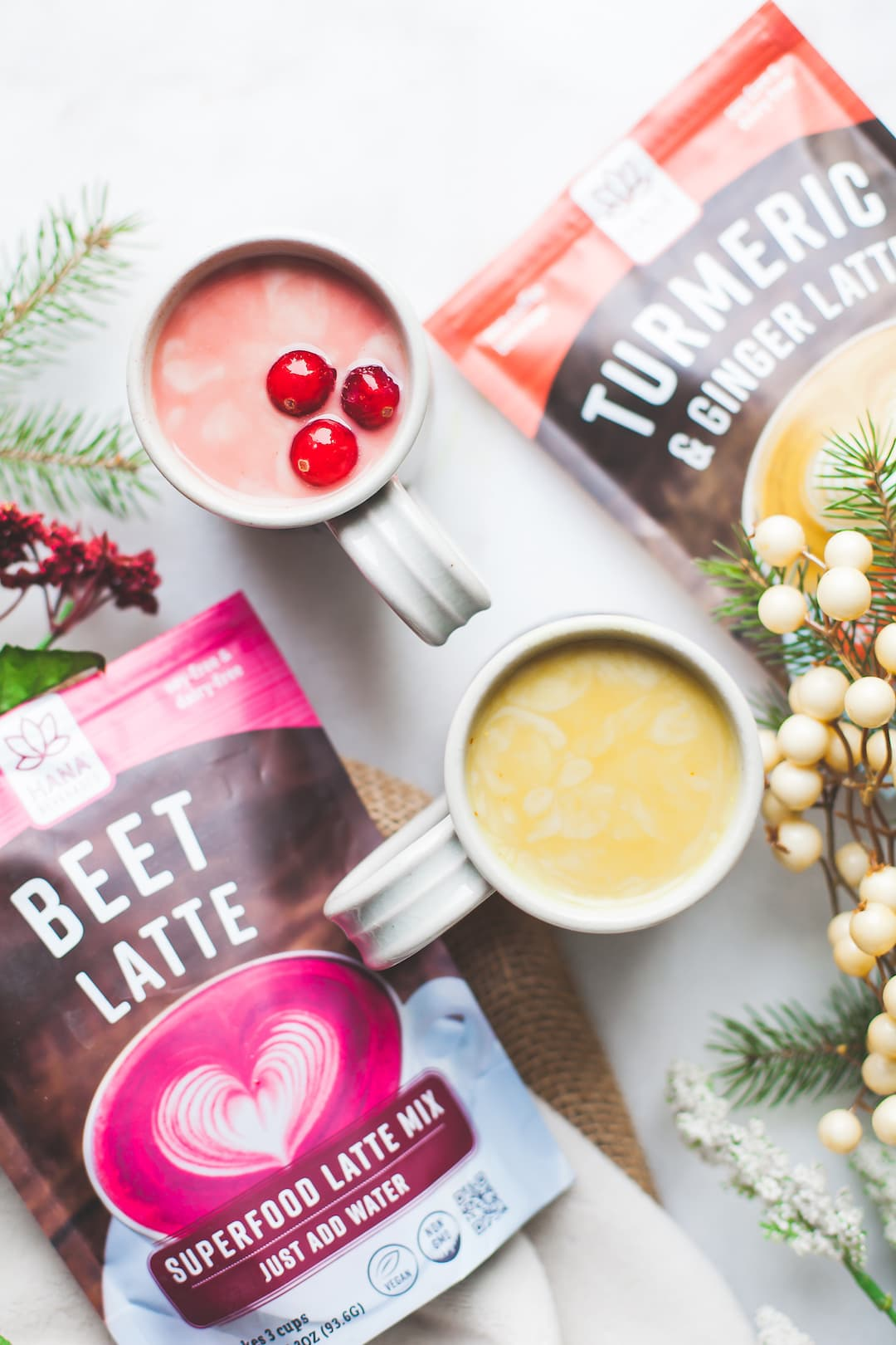 8 Self-Care Ideas For The Holiday Season - Enjoy a Latte or Healthy Hot Cocoa