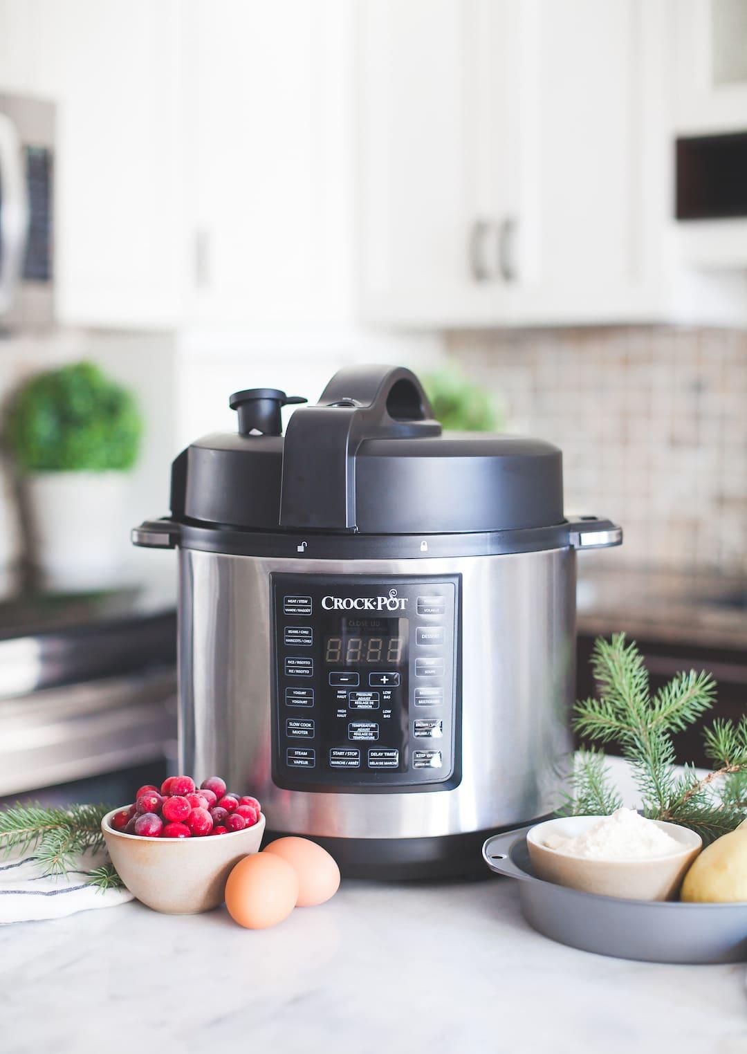 Crock Pot Express Crock Pressure Cooker