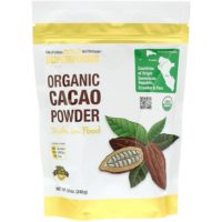 California Gold Nutrition Organic Cacao