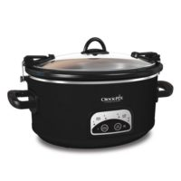 Crock-Pot® 6 Qt. Cook & Carry™ Programmable Slow Cooke