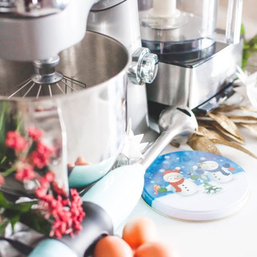 Christmas Gift Guide for Those who love to Cook...and Eat!