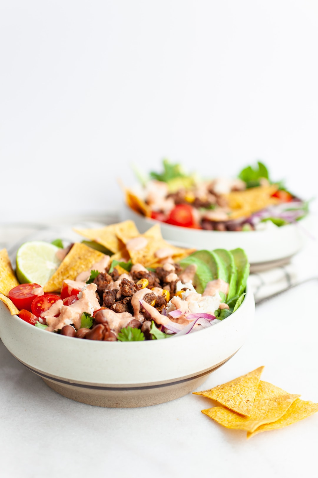 The Best Healthy Taco Salad Recipe
