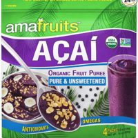 Acai Berry Puree Packs