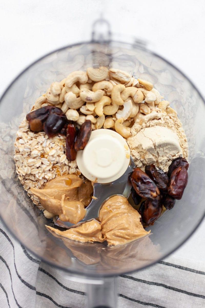 How To Make Vegan Cookie Dough (edible, gluten free)