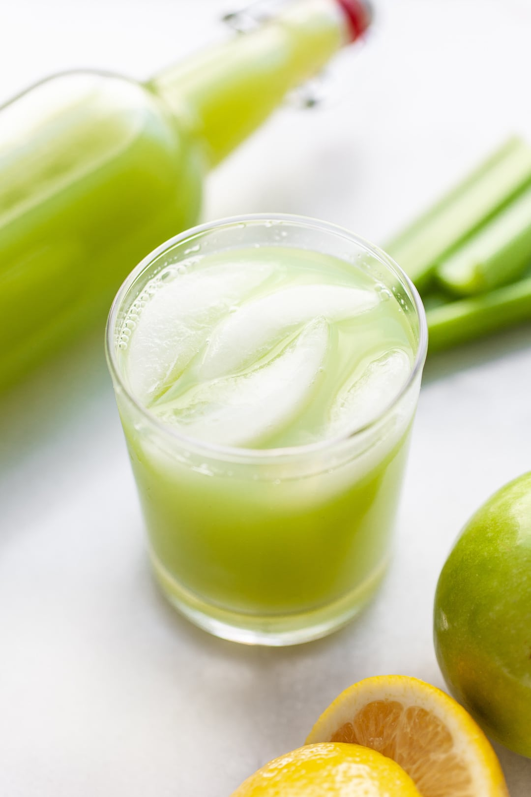 Easy Blender Celery Juice - Vitamix