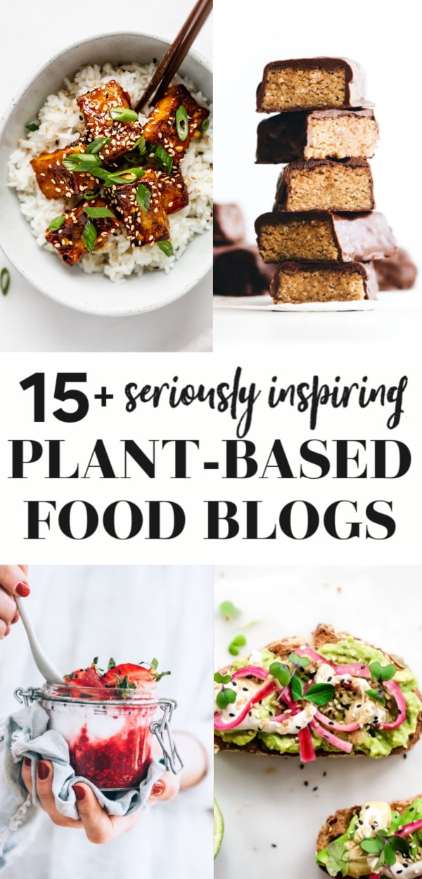 15+ Best Plant Based Blogs List