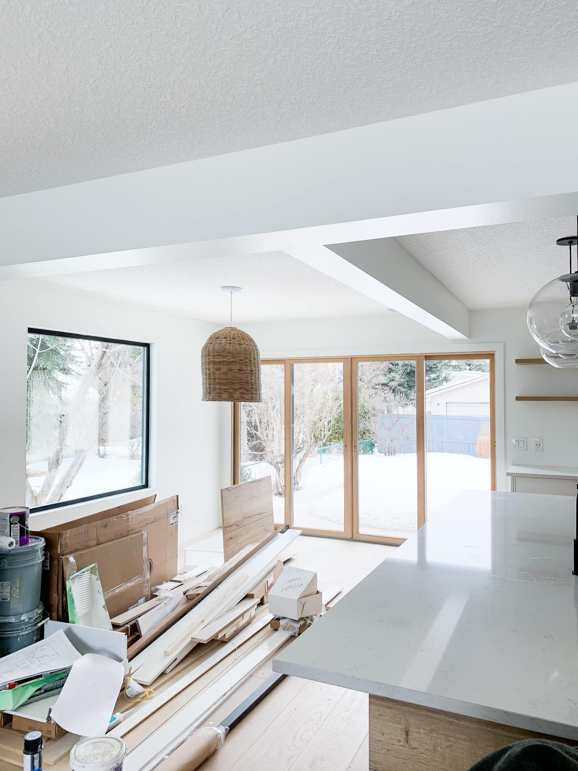 Full Home Renovation - Earthy Coastal Scandinavian California Minimal Home Remodel