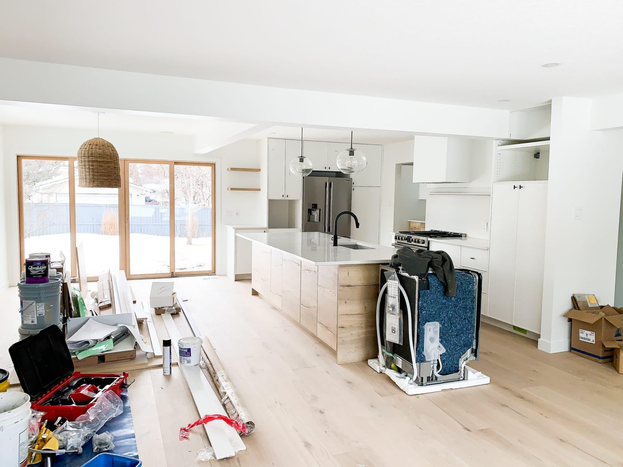Full Home Renovation - Earthy Coastal Scandinavian California Minimal House Renovation/Remodel