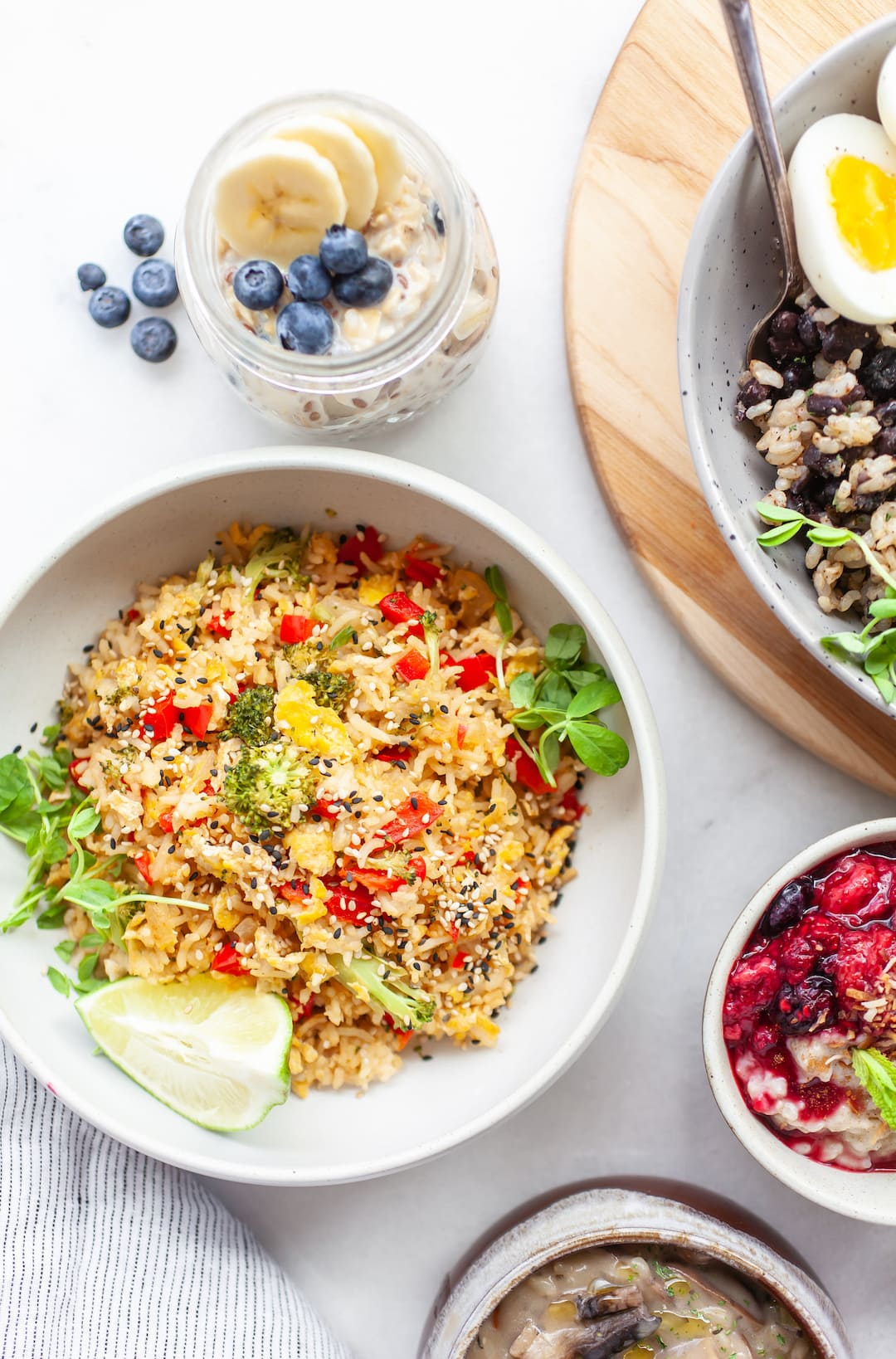 5 Simple & Tasty Rice Recipe Ideas - Fried Rice, Rice Pudding,