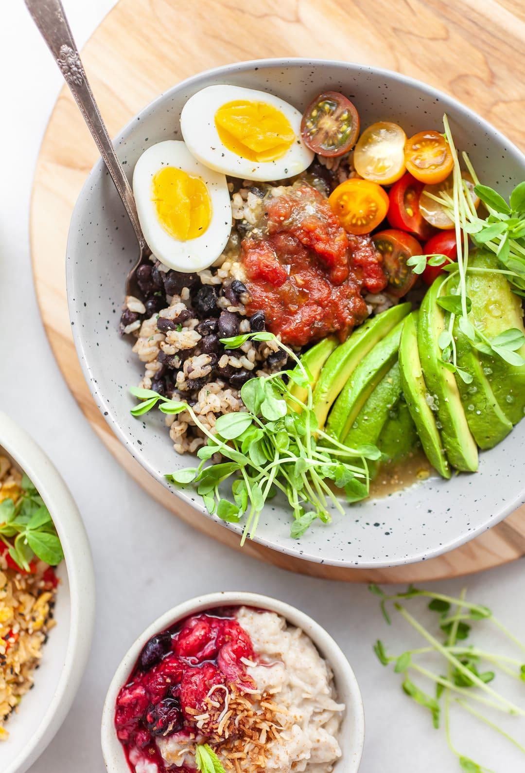 5 Simple, Easy, & Tasty Rice Recipe Ideas - dairy free, gluten free,