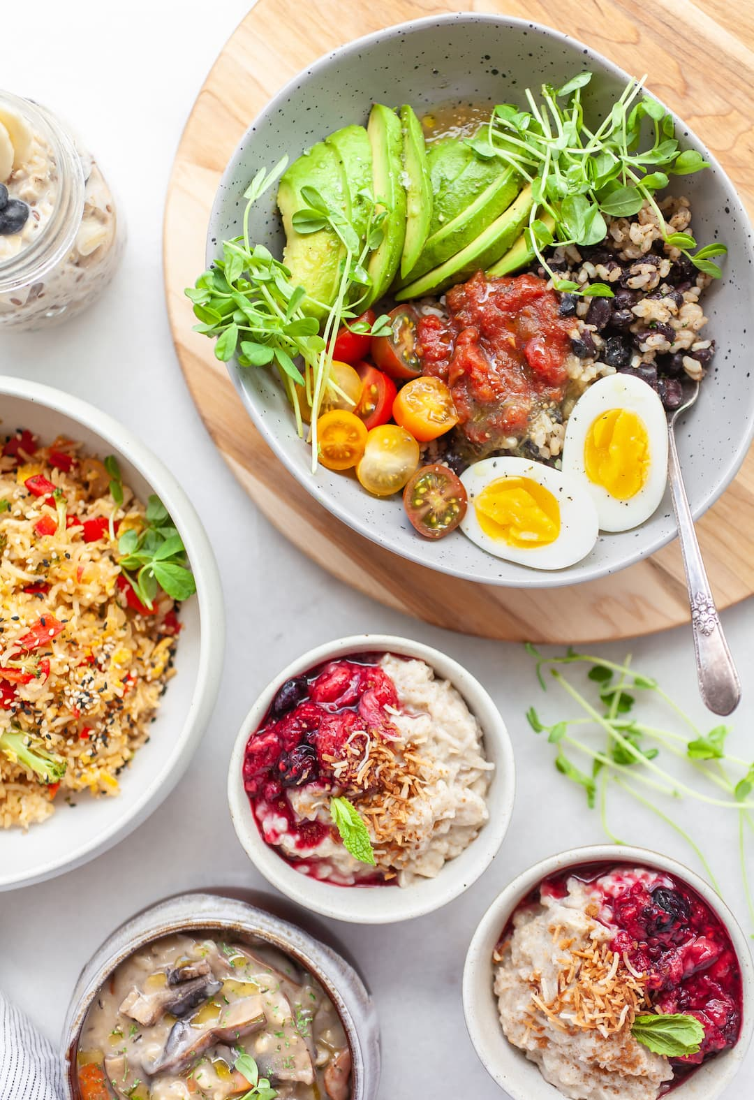 Easy and Healthy Rice Recipes for Rice Leftovers
