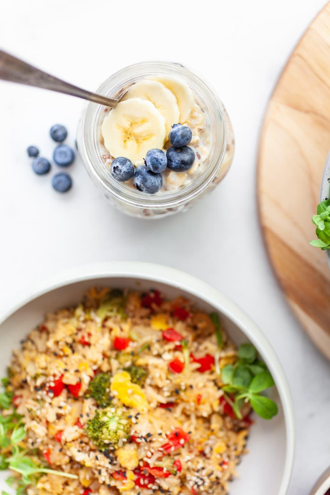 Healthy Rice Recipe Ideas