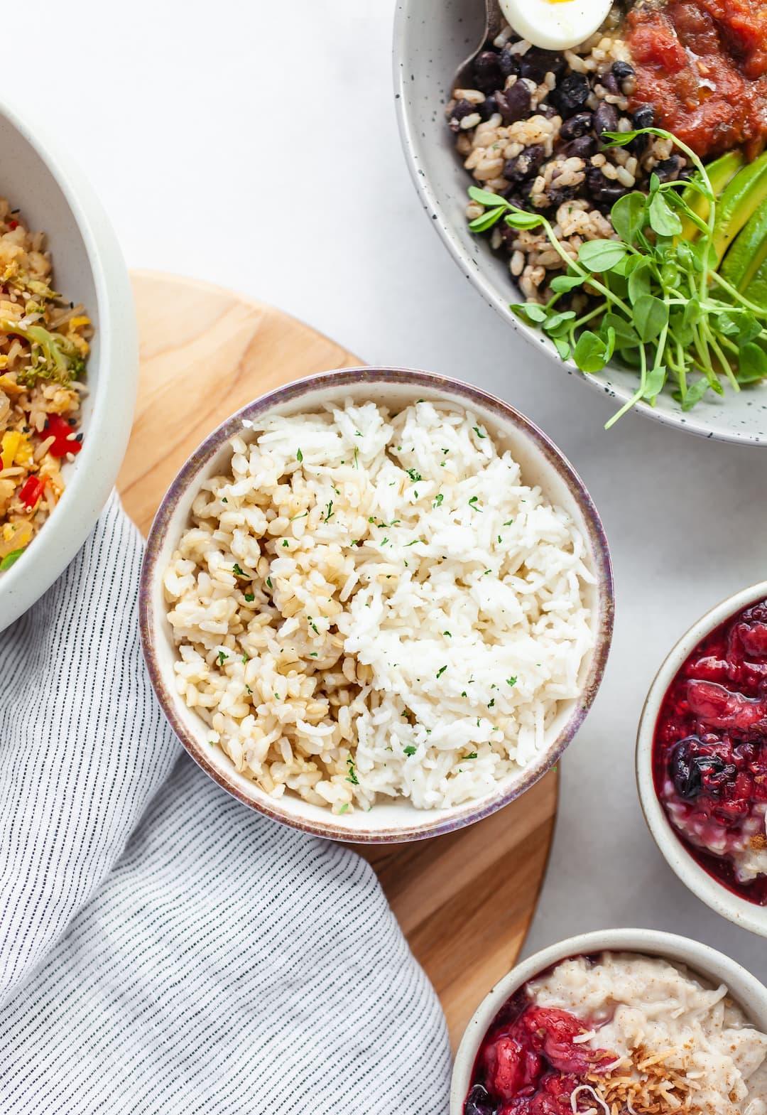 5 Rice Recipes