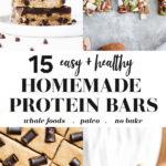 15 Tasty Paleo Protein Bars & Bites