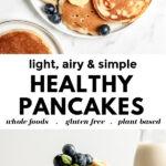 Healthy Cassava Flour Pancakes