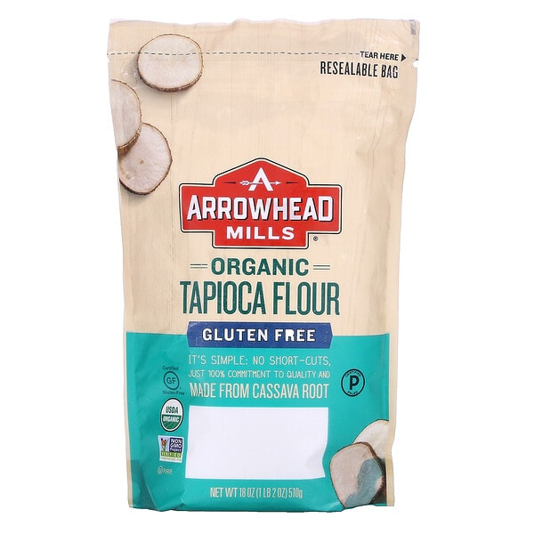 Arrowhead Mills Organic Tapioca Flour
