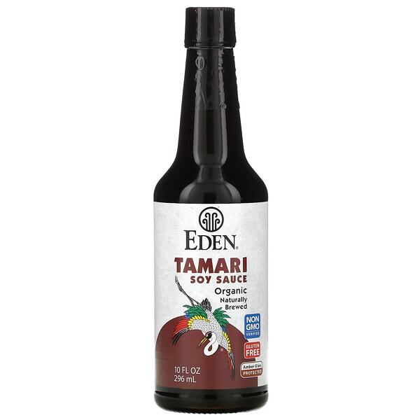 Eden Foods, Organic Soy Sauce, Gluten Free, 10 fl oz