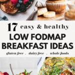 17 Low FODMAP Breakfast Ideas Roundup Pin 2