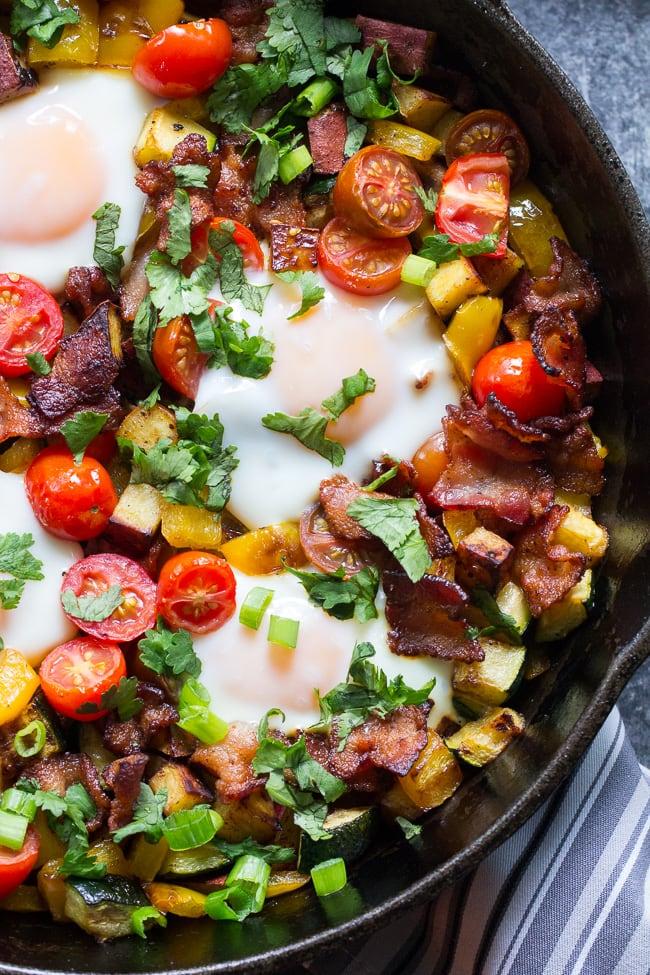 17 Low FODMAP Breakfast Ideas - Breakfast Hash