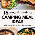 18 Easy Camping Meals To Make pin 1
