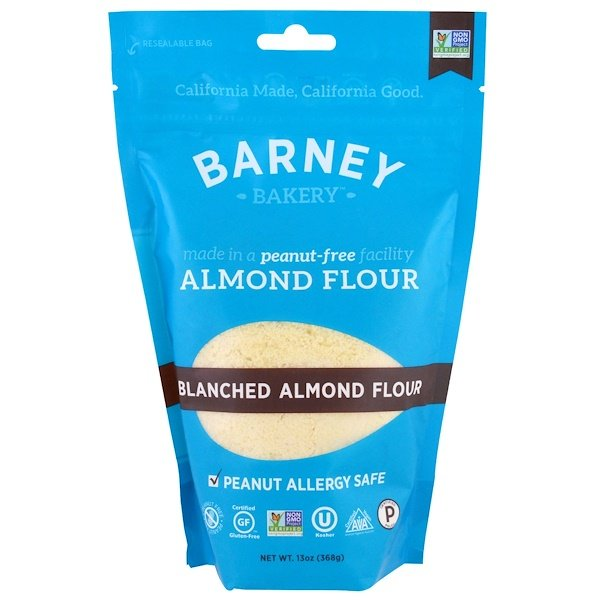 Barney Almond Flour, Blanched