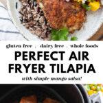 Air Fryer Tilapia 3