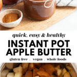 Instant Pot Apple Butter pin 2